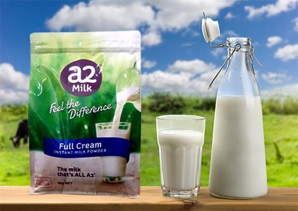 Sữa tươi nguyên kem dạng bột A2