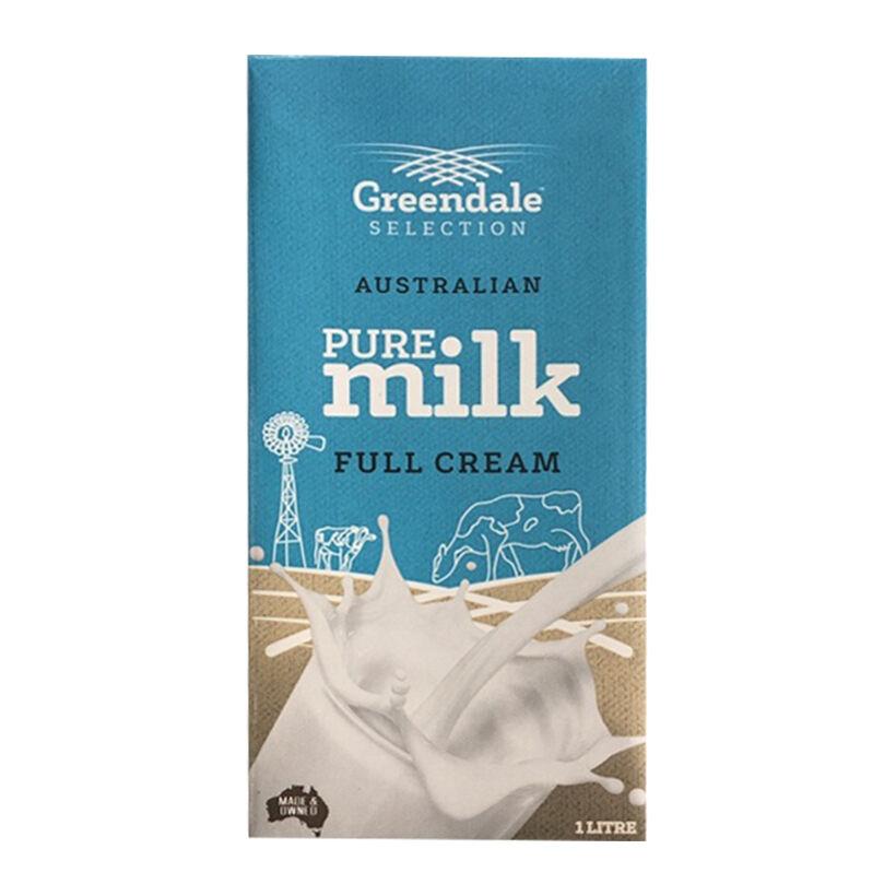 Các loại sữa tươi nguyên kem lý tưởng nhất cho bé
