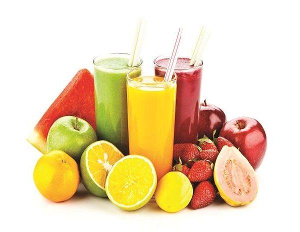 Uống nước ép trái cây đúng cách