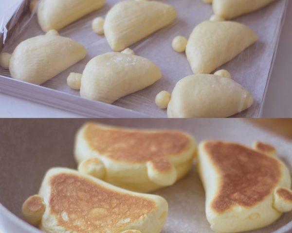 Cách làm bánh mì sữa chua thơm ngon