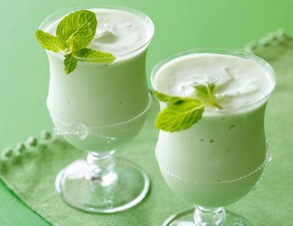 sinh tố sữa tươi tăng đề kháng